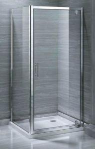 Bathroom MID-Range 6mm Pivot Door Shower Enclosure (MR-PD8070) pictures & photos