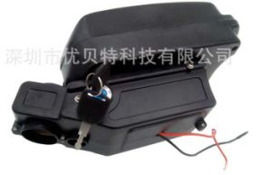 Wholesale 24V Lithium Ion Battery Frog E-Bike Battery Pack 36V 10ah 10s5p pictures & photos