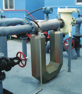 Air Coriolis Mass Flowmeter From 2006 with UL/Ntep pictures & photos