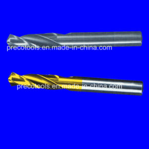 Good Quality HSS Short Straight Shank Drills pictures & photos