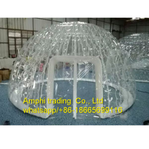 Inflatable Clear Bubble Tent for Party pictures & photos