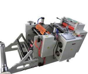 Paper Roll Slitting and Sheeting Machine pictures & photos