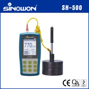 Portable Leeb Hardness Durometer (SH-500) pictures & photos