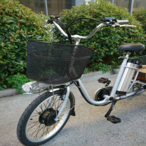 High Quality Pedelec Three Wheeled Electric Tricycle Rseb-704 pictures & photos