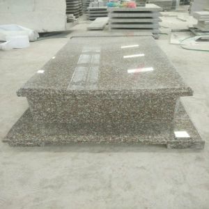 Hot Granite Monument/Gravestone/Tombstone for Poland Market pictures & photos
