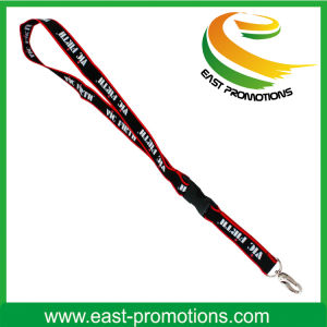 Promotion Custom Polyester Neck Lanyard pictures & photos