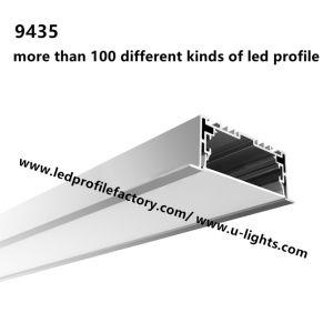 J9435 LED Strip Light Profile Recessed Aluminum Profile Extrusion OEM pictures & photos