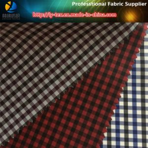 Wholesale! 3mm Polyester Check Textile Fabric for Garment Lining (X058-60) pictures & photos