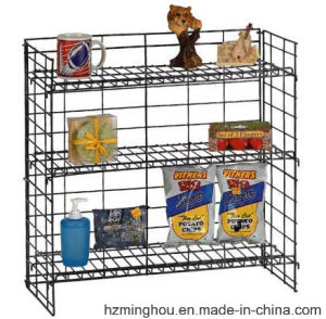Customize Wholesal Metal Display Rack for Supermarket Store Display Use pictures & photos