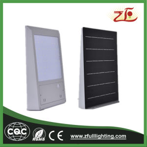 China Manufacturer Intergerated Outdoor IP65 3W Solar Garden Wall Light pictures & photos