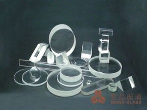 550dgree Heat Resistance Glass Material Borofloat33 pictures & photos
