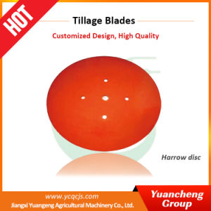 Long Lasting Power Tiller Price Harrow Disc Blade pictures & photos