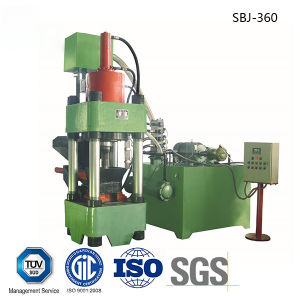 Briquetters Metal Swarf Hydraulic Automatic Briquetting Presses Recycling Machine-- (SBJ-360) pictures & photos