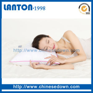 High Quality Soft White Goose Down Pillow pictures & photos