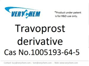 Good Quality Pharmaceutical Travoprost Derivative CAS 1005193-64-5 pictures & photos