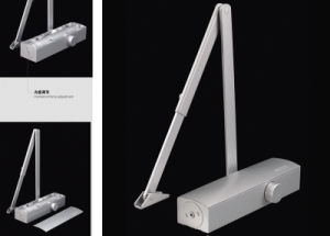 Power Adjustable Geze 3000 Door Closer Ce (812-5CW) pictures & photos