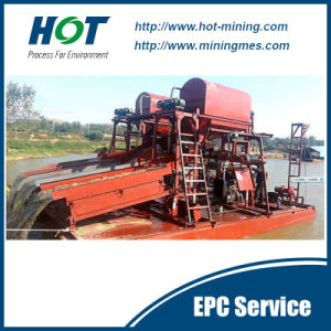 Hot Sale Good Quality Dual-Suction Gold Dredger pictures & photos