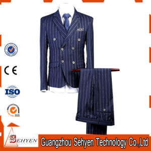 Fashion Style One Buttons Formal Business Suit for Men pictures & photos