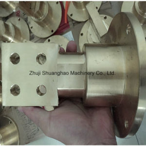 CNC Machining Parts Brass Fittings pictures & photos