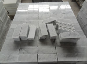 2017 Hot Sell Building Material White Marble Cheap Price pictures & photos