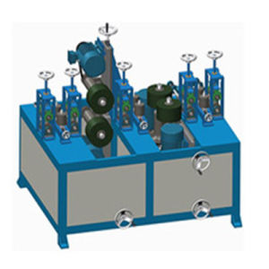 12 Heads Stainless Steel Square Tube Polishing Machine pictures & photos