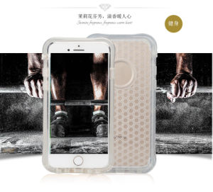 New Water Cube Dropproof Waterproof Cell Phone Case Cover for iPhone 7 pictures & photos