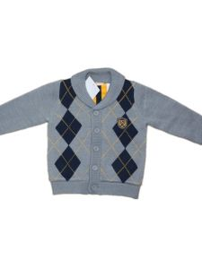 Fashioned Velvet Knitted Apparel for Boys pictures & photos