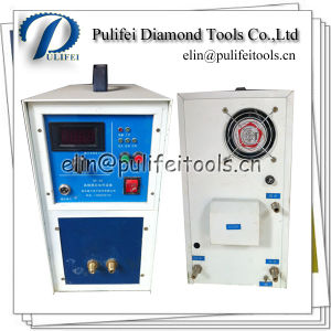 High Frequency Heating Welding Machine for Diamond Blade Solder Welding pictures & photos