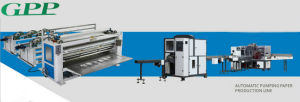 Fully Automatic Folding Face Tissue Machine Production Line pictures & photos