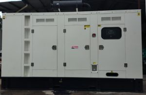 100kVA 125kVA 150kVA 200kVA Cummins Soundproof Generator pictures & photos