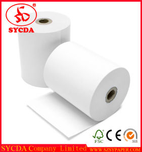 Large Stock Quality 65GSM Thermal Paper Roll pictures & photos