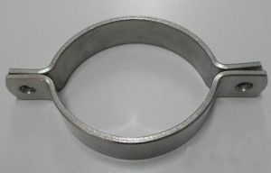 Metal Stamped Pipe Clamps pictures & photos