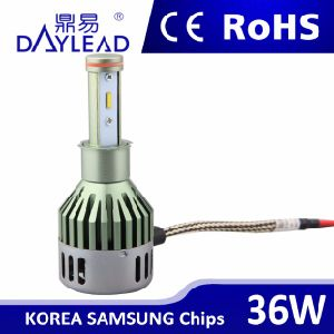 All in One Car LED Headlight LED Headlamp H3 Korea Chips pictures & photos