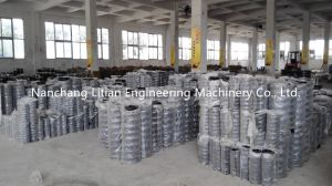 Hitachi Ex120 Ex200 Ex300 Excavator Track Recoil Spring High Tension Spring pictures & photos
