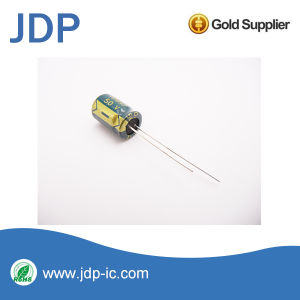 Electronic Capacitor 100UF 50V pictures & photos