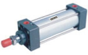 Air Cylinder (ST Tie Rod Type) Double Acting Cylinder pictures & photos