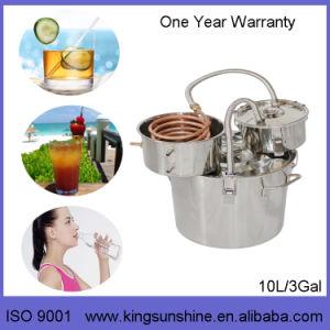 Kingsunshine 18L/5gal Stainless Steel Distiller, Moonshine/Whisky/Rum DIY Distillation Equipment pictures & photos