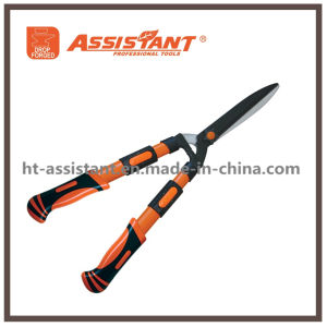 Compound Action Hedge Shears with Telescopic Steel Handles pictures & photos