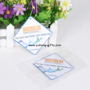 Promotional Paper Hanging Car Sent Air Freshener (YH-AF224) pictures & photos