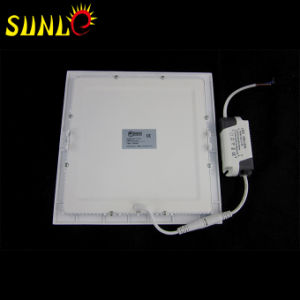 18W LED Ceiling Panel Lights Flat Panel Lighting (SL-MBOO18) pictures & photos
