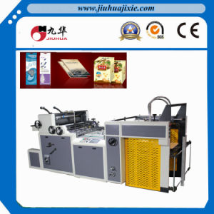 Waterbase Cold Film Lamaination Machine for Window Box pictures & photos