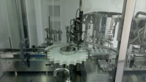 Automatic Fat Emulsion Filling and Rubber Stoppering Machine pictures & photos