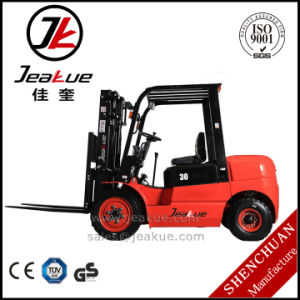 German Quality Chinese Price 3t Diesel Forklift pictures & photos