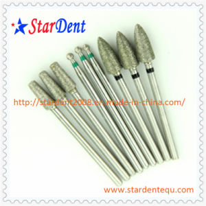 High Quality Diamond Burs HP pictures & photos