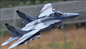 120km/H Fast Speed R/C Airplane MIG-29 with LED Light