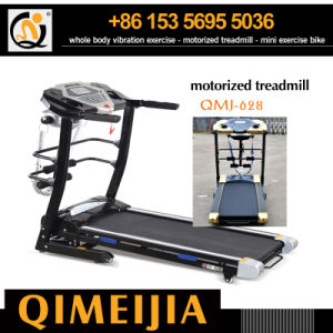 Top Quality Treadmill with Massager, Color Touch Screen Screen pictures & photos
