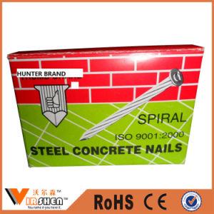 Galvanized Hardened Steel Concrete Nails pictures & photos