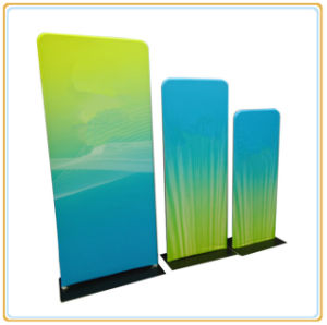 Floor Banner Stand with Iron Plate Base pictures & photos