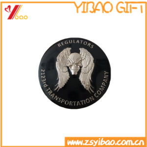 Double Coin / Medal Trophy Customed Logo Souvenir Gift (YB-HD-139) pictures & photos