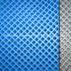 Diamond Square Hole EVA Insoles Small Foam Through Hole Insole Perforation EVA Foam pictures & photos